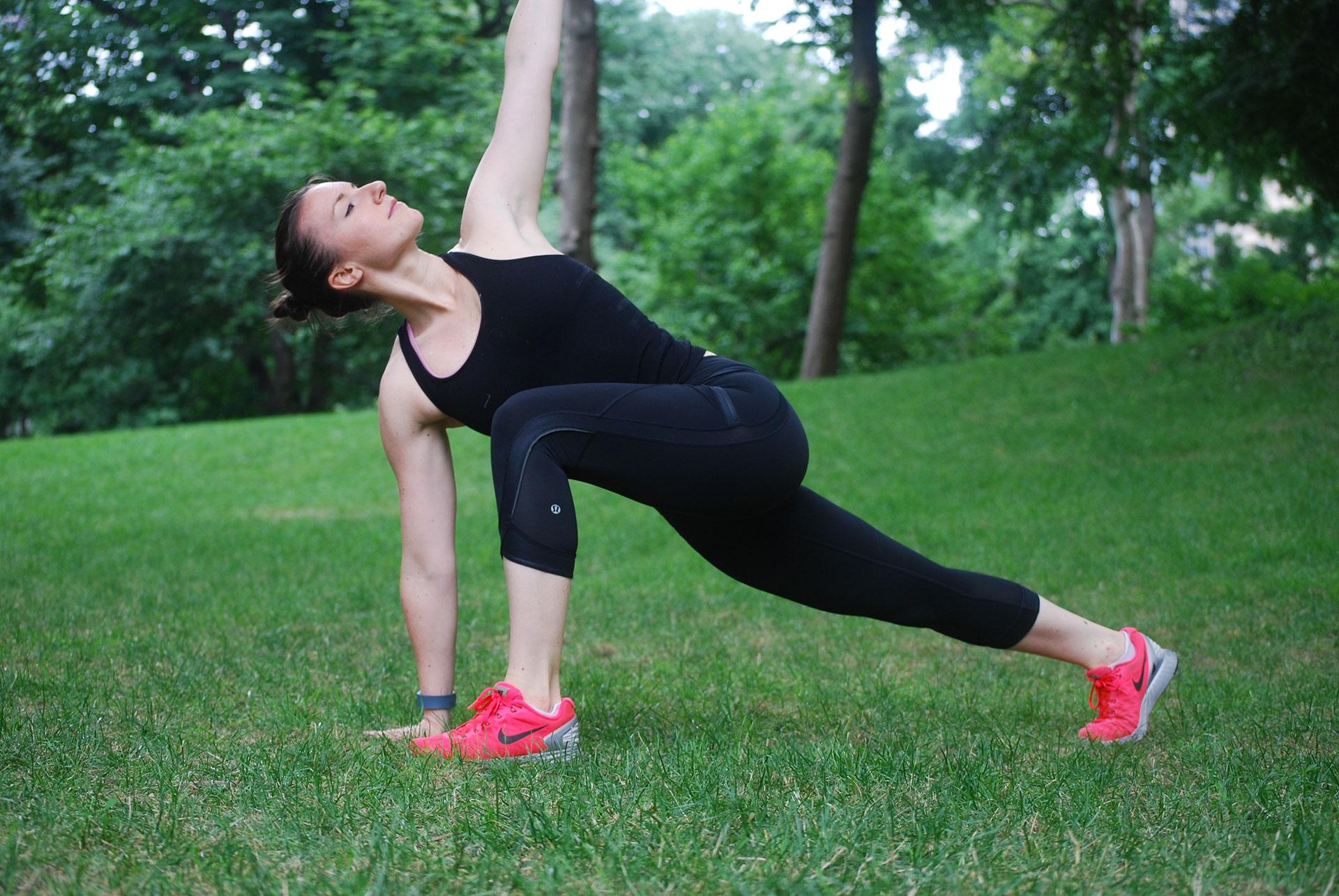 3 calming yoga poses