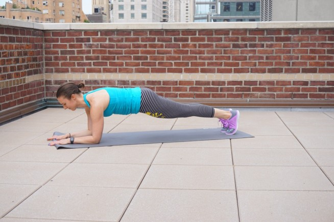 abs plank