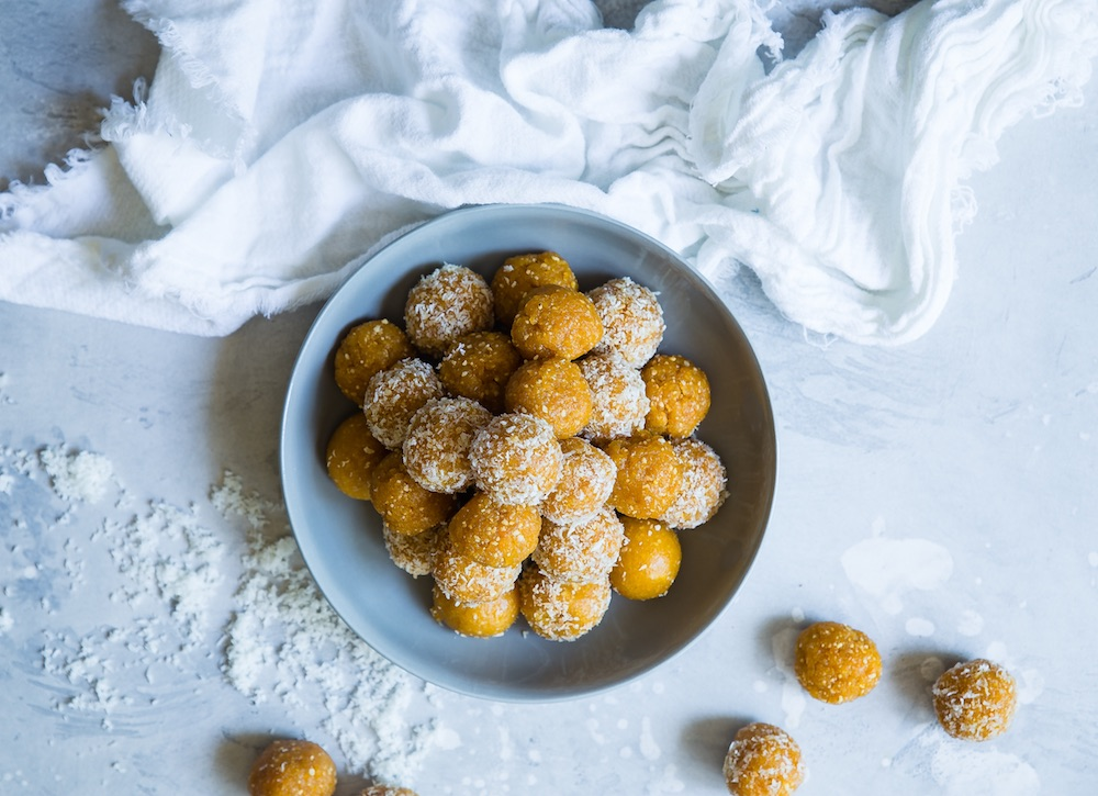Vegan Protein Energy Balls