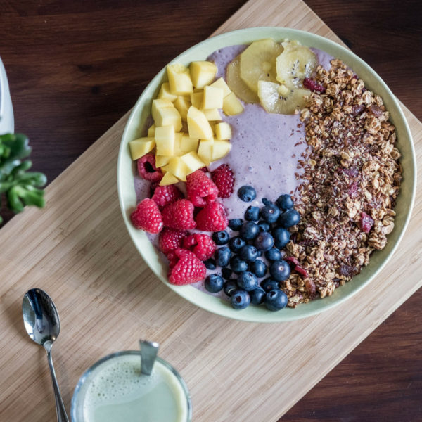 Super Charged Boosters for Açaí Bowls, Smoothies, and Other Healthy Treats