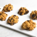 Easy Pumpkin Chocolate Chip Cookies