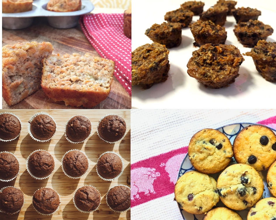 Healthy Breakfast Muffin Roundup