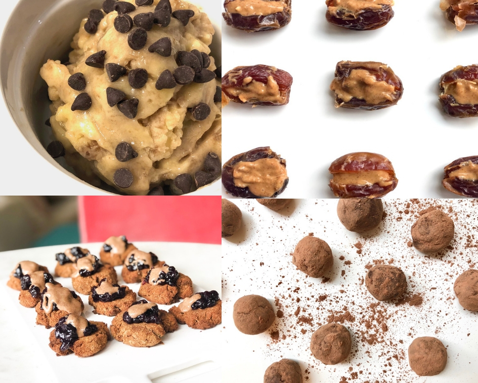 8 Low(er) Sugar Dessert Recipes