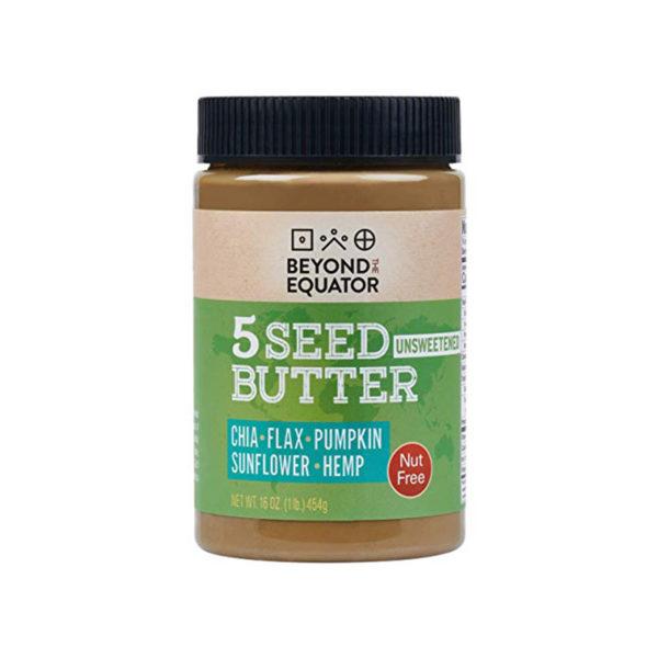 5 Seed butter jar