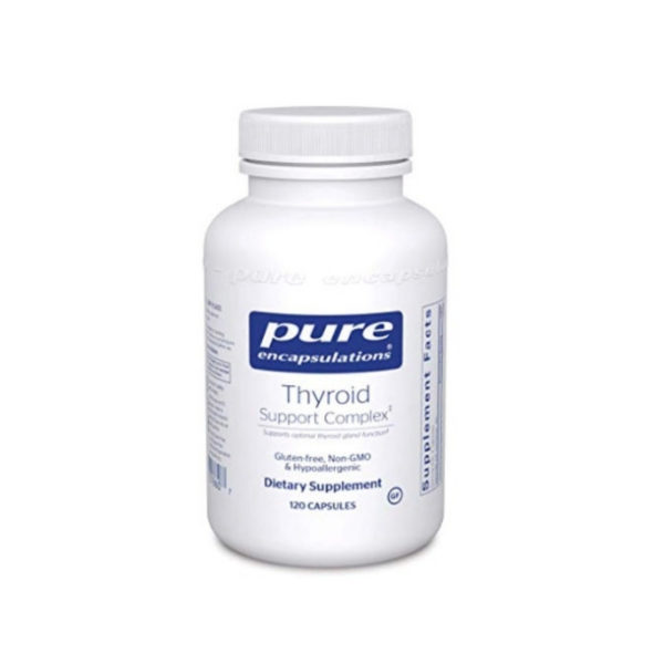 Pure Thyroid support complex container