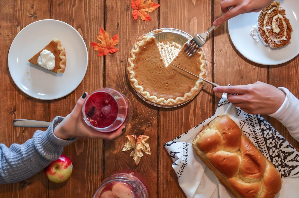 7 Healthy Thanksgiving Ingredients we Love