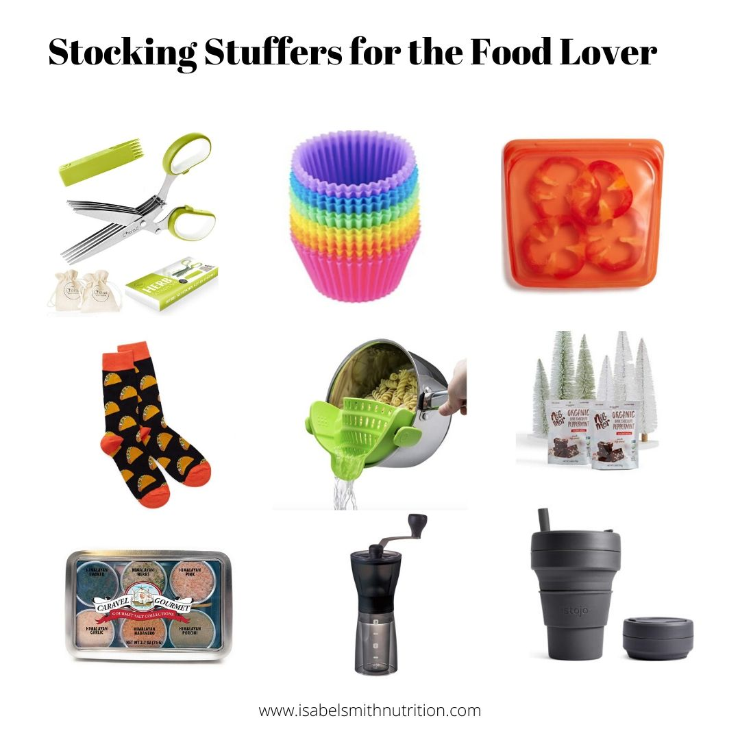 Stocking Stuffers for the Food Lover