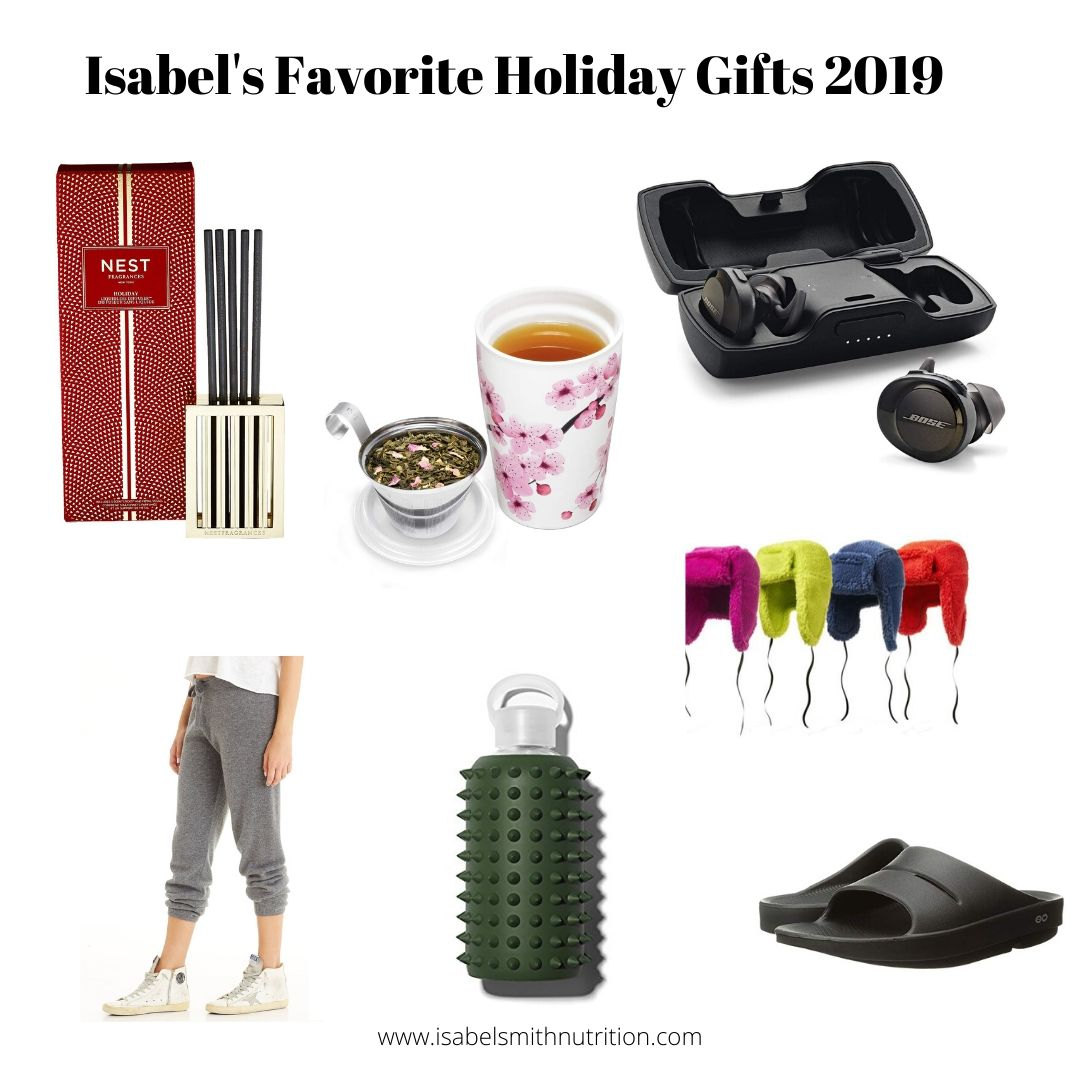 Isabel's Favorite Holiday Gift's 2019